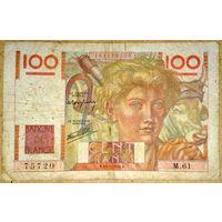 100 франков 1946г.