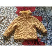 Куртка Деми-зима р. 116-128