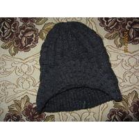 Модная шапка-кепка на осень-зиму