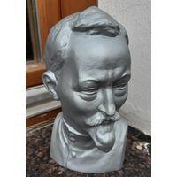 Дзержинский, скульптор Клюшкин, силумин.