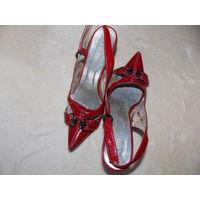 Женская обувь-ANNA PERRENA-38 р-р кожа натуральная