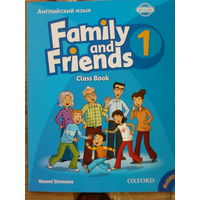 Family and Frieds. Class Book + MultiROM