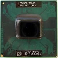Intel Core 2 Duo T7500