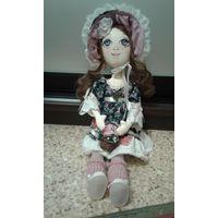 Кукла ручной работы. Красивая, для девочки. 35-45 см.