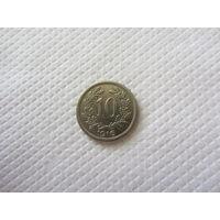 Монета, Австро-Венгрия,1916 г.