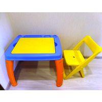 Стол со стульчиком для дошкольника
