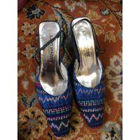 Итальянские летние туфельки 37 размер