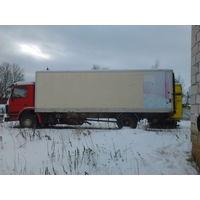 Бытовка - Изотермический кузов,  размер ширина 2,5 м длина 7,5 м. высота 2,1 м
