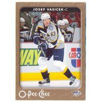 НХЛ /NXL / 2006-2007 Josef Vasicek-c  O-Pee-Chee