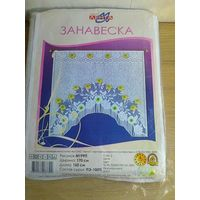 Занавеска с Узором - Размер 170/160 см - Новая в Упаковке.