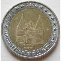 Германия 2 евро 2006 год