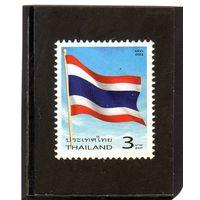 Таиланд.Mi:TH 2217. Флаг Таиланда. Серия: Символ страны. 2003.