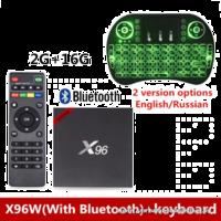 ТV Box X96W S905W 2/16Gb