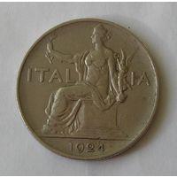 Италия, 1 Лира 1924 (17)