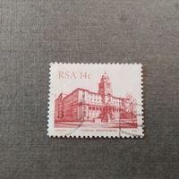 Марка Южно-Африканская республика 1986 год Архитектура