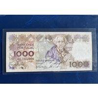 Португалия 1000 1990г. UNC-