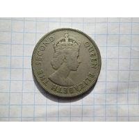 Кипр 100 мил 1955г