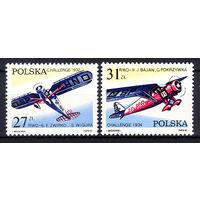 1982 Польша. 50-летие первого участия Польши в Кубке Challenge