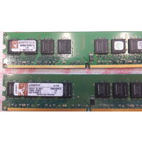DDR2 1Gb Kingston - оперативная память KVR667