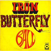 Iron Butterfly, Ball, LP 1969