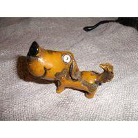 Собака . Авторская керамика