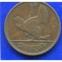 Ирландия 1 пенни 1928