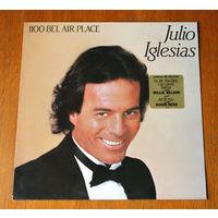 """Julio Iglesias """"1100 Bel Air Place"""" LP, 1984"""