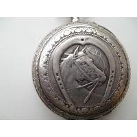 Карманные часы Павел Буре Серебро 84 Серия НОВОСТЬ