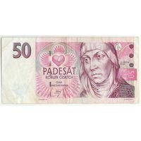 Чехия, 50 крон 1997 год.