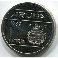 АРУБА - ФЛОРИН 1989