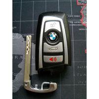 BMW  пульт дистанционного управления смарт ключ YGOHUF5662 + брелок
