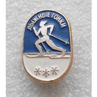 Значок. Лыжные гонки #0381