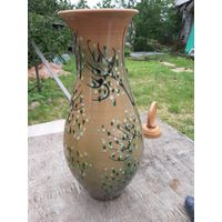 Ваза керамика 43 см