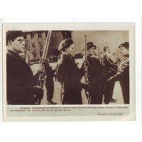 """Фотохроника ТАСС 1953 год. """"Страшный капитализм """",20 штук."""