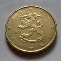 50 евроцентов, Финляндия 2009 г.