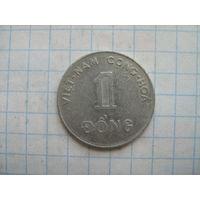 Вьетнам 1 донг 1971г.