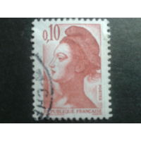 Франция 1982 стандарт 0,10