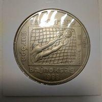 100 forint  Венгрии 1988 Футбольный ЧМ