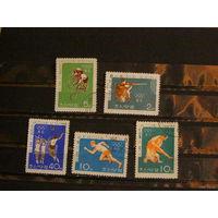 Корея Южная 1964  спорт Летние олимпиады.