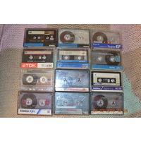 Аудиокассеты Лот2.