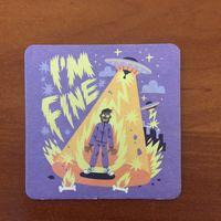 Подставка I`m fine