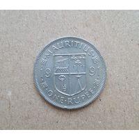Маврикий 1 рупия 1991 (Mauritius 1 rupee 1991)