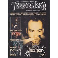 """Журнал """"Terroraiser #3 (11)"""""""