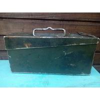 Ящик армейский от мг 1938 год