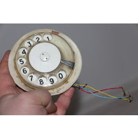 Ретро СССР! Телефон. Номеронабиратель