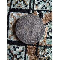 Монета 1694 года