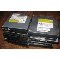 Лот 20шт приводов DVDRW к ноутбукам