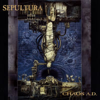 Sepultura - Chaos A.D (CD)