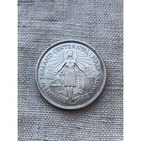 Новая Зеландия 1/2 кроны 1940 г.