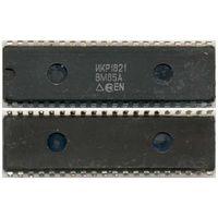 ИКР1821ВМ85А (аналоги Intel P8085; 8085, i8085, D8085 - в других корпусах) - ретро-процессор